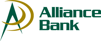 Alliance Bank of Topeka, Kansas Logo